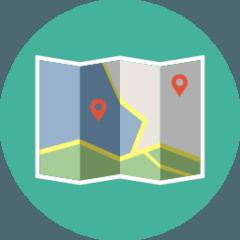 module road maps